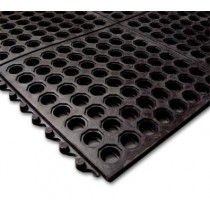 "Ultra Mat Thickness: 1/2"" Black"