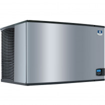 "Manitowoc ID-1406A Indigo Series 48"" Air Cooled Full Size Cube Ice Machine - 1629 lb."
