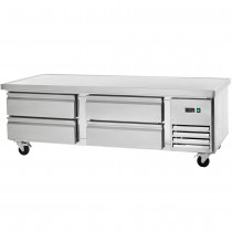 ARCB72 Refrigerated Chef Base