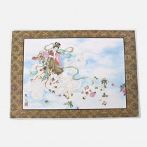 Chinese Painting Placemats