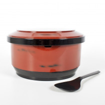 Rice Container Red