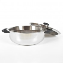Hot Pot with Lid Divide 26cm