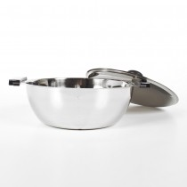 Hot Pot with Lid Divide 24cm