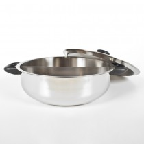 Hot Pot with Lid Divide 28cm