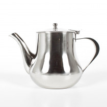 48 oz Stainless Steel Tea Pot