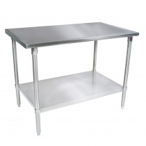 Galvanized Base and Shelf