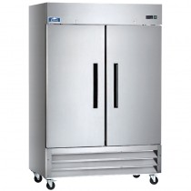 AR49 Two Door Refrigerator