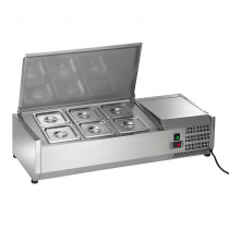 ACP40 Refrigerated Counter-top Prep Unit