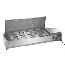 ACP55 Refrigerated Counter-Top Prep Unit